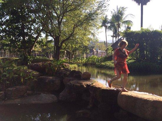 Phulay Bay, A Ritz-Carlton Reserve: Короткая дорожка к вилле