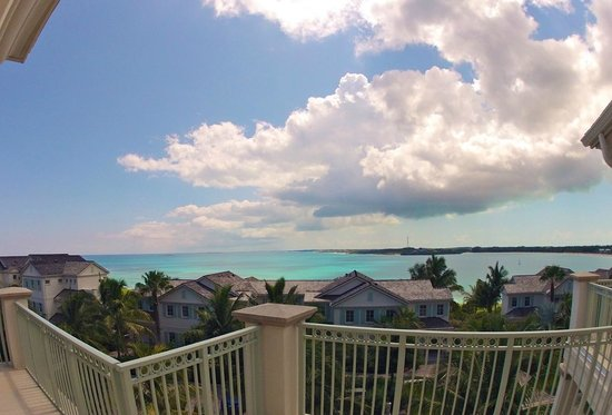 Grand Isle Resort & Spa : Room with a View