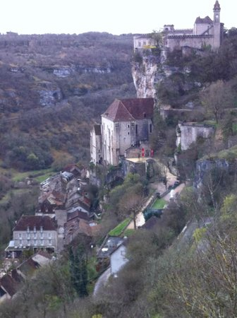 Cite Religieuse: Rocamadour, embriagante fascinación