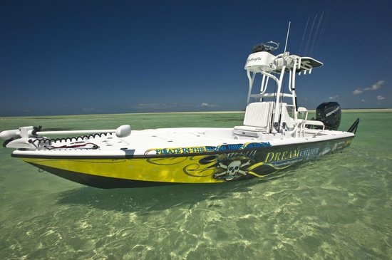 Oh And Our Boats Yellowfin Yachts Mercury Marine