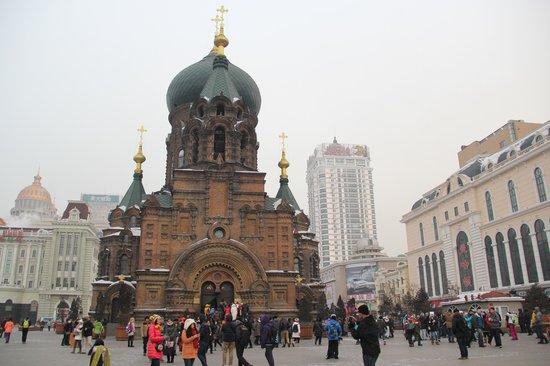 Saint Sophia Cathedral : 聖ソフィア寺院全景