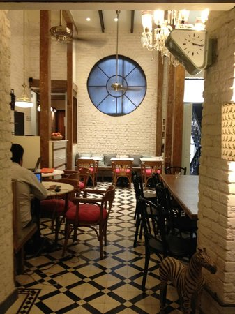 Abode Bombay : Dining room