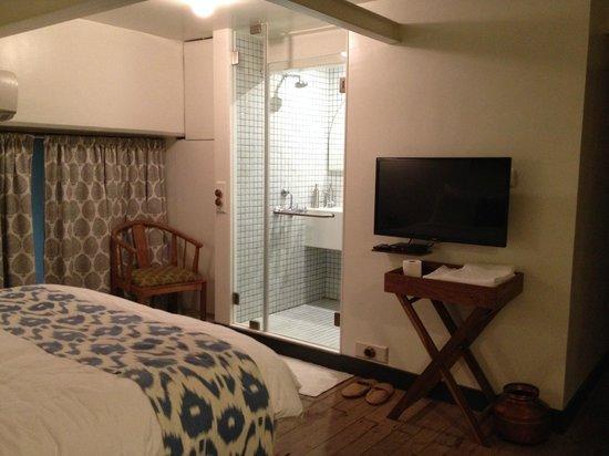 Abode Bombay : Room