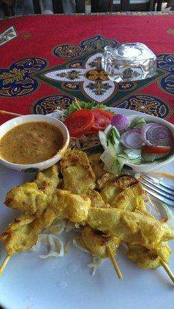 The Thaï Restaurant Anong: Nice family restaurant