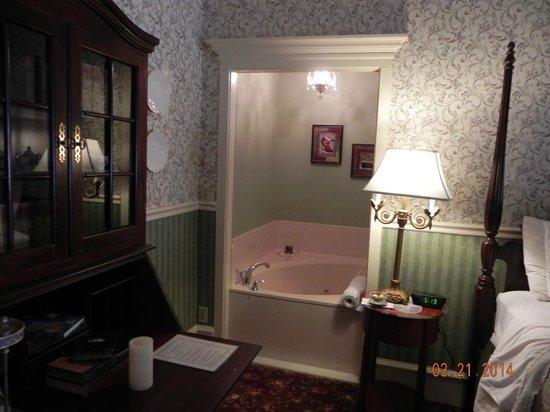 The Old Powder House Inn : Memories