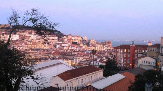 Lisbon Urban Adventures : Lisbon at sunset