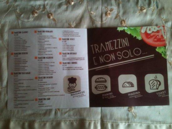 Tramezzeria XXV aprile: Tramezzini e non solo...