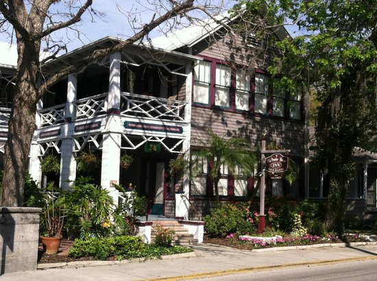 The Old Powder House Inn : B&B
