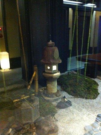 The Edo Sakura: Entrance
