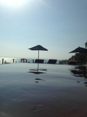The Houben Hotel ( Adult Only ) : infinity pool