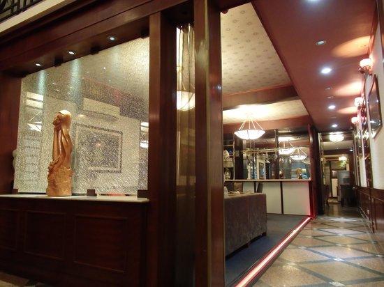 Gia Bao Palace Hotel: ロビー