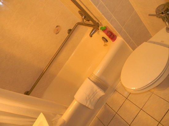 Hotel Edison Times Square : bathroom
