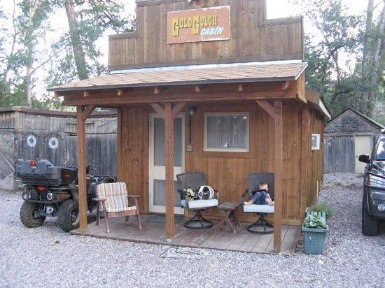 Moore's Old Pine Inn : Cabin