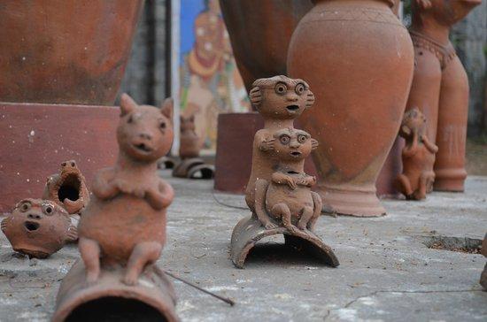 Royal Mysore Walks: Tribal art museum