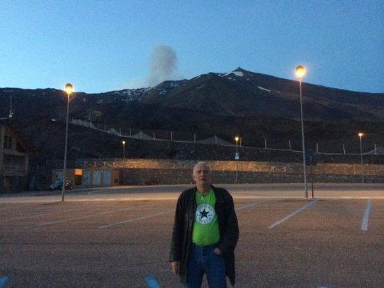Hotel Nettuno: Etna 1