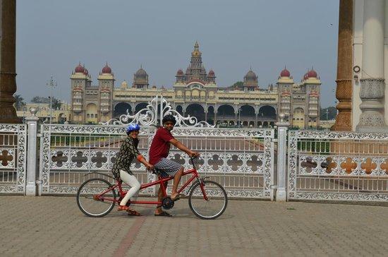 Royal Mysore Walks: Mysore Palace