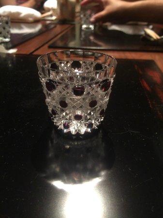 Ishikawa: sake glass