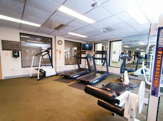 Sleep Inn Carlisle: Fitness Center
