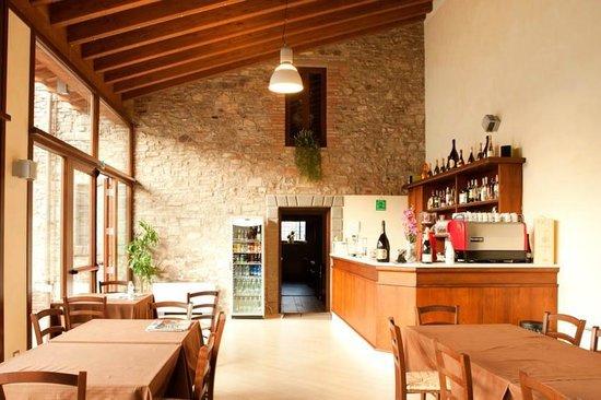 Agriturismo Tenuta Badi: Sala bar