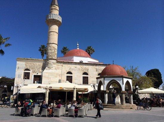 Eleftherias Square: Old mosque