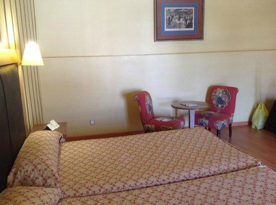 Monasterio De San Miguel Hotel : camere ampie