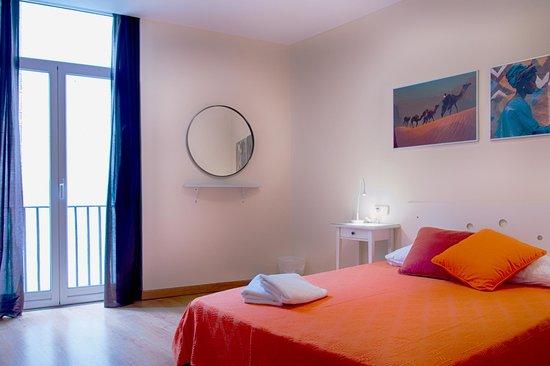 Itaca Hostel: Habitación doble