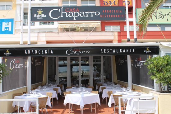 Casa Chaparro Playa