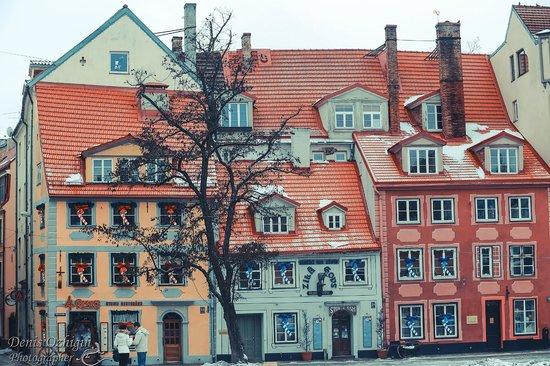Old City Riga (Vecriga): Улицы старого города