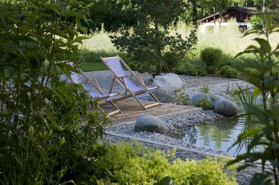 Fuerstenfelder Hotel: Entspannen im Grünen