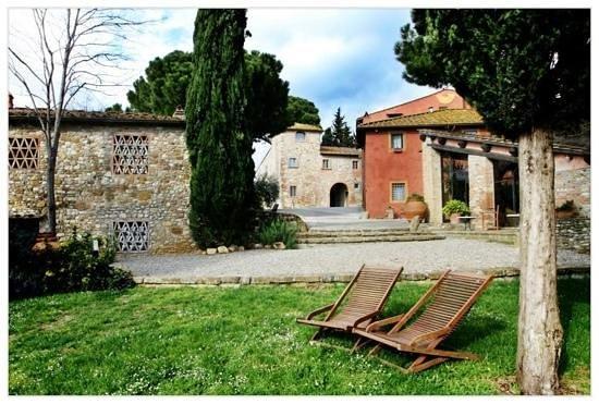 Salvadonica - Borgo Agrituristico del Chianti: Salvadonica