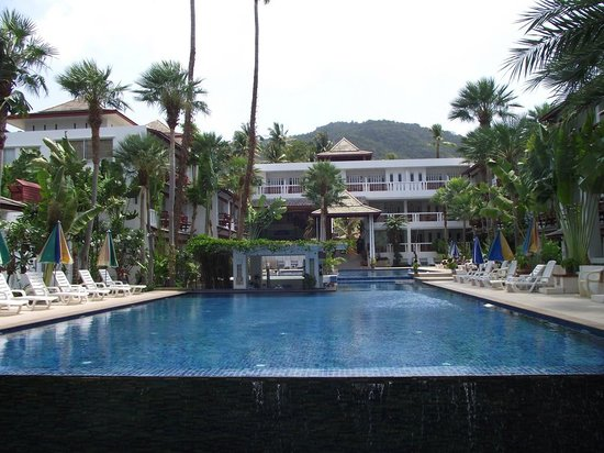 Koh Tao Montra Resort & Spa: Great infinity pool