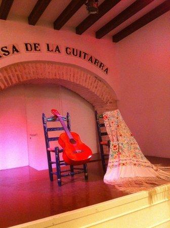 introduzione - Picture of Casa de la Guitarra, Seville ...