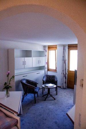 Hotel Viktoria Eden: Doppelzimmer