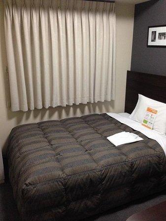 Comfort Hotel Tokyo Kanda: 部屋の様子