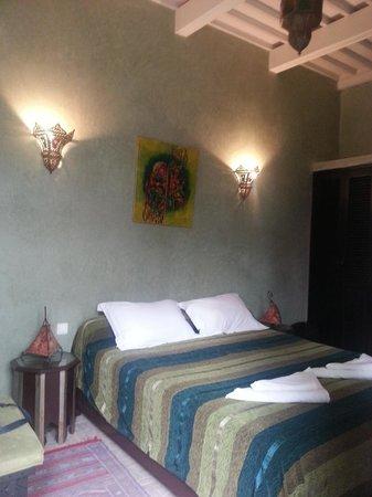 """Dar Assalama: dormitorio Esmeralda"""""""