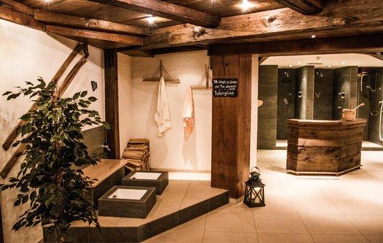 Hotel Viktoria Eden: Wellnessbereich
