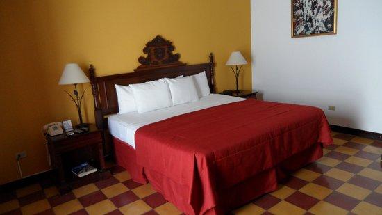La Gran Francia Hotel y Restaurante : Our Room at La Gran Francia