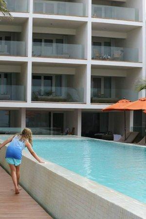 Hotel Secreto: My 9 yr old loved the pool!