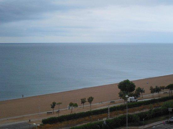 Golden Taurus Park Resort: plage vue de la chambre