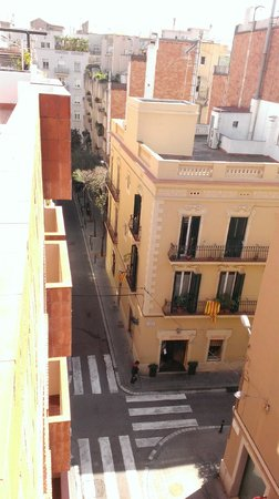 Aparthotel Mariano Cubi : Welcome at sunny Barcelona!