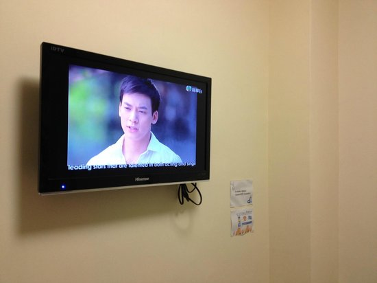 Alohas Hostel: TV