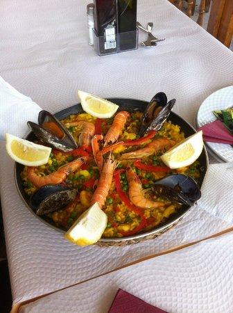 Restaurante Serrano Playa