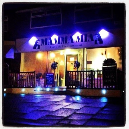 Mamma Mia Italian Restaurant: Mamma Mia