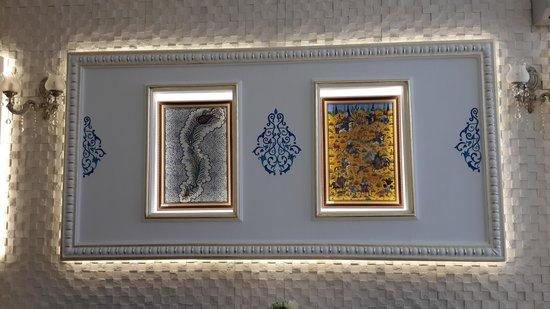 The Byzantium Hotel & Suites : nice decoration