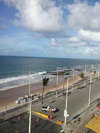 Monte Pascoal Praia Hotel Salvador: Vista do quarto