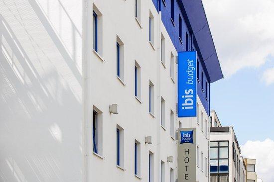 Ibis Budget Saarbruecken Ost : Fassade3