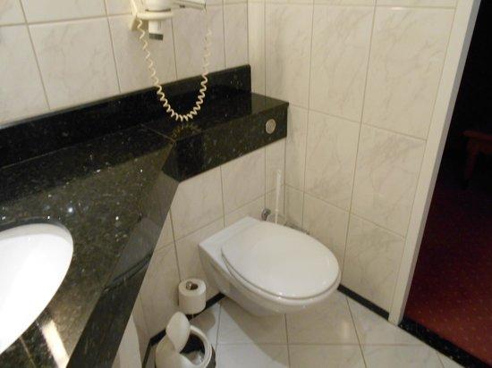 Park Hotel Ahrensburg: Bathroom toilet