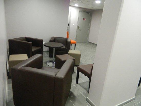 Appart'hôtel Odalys Green Marsh : Accueil