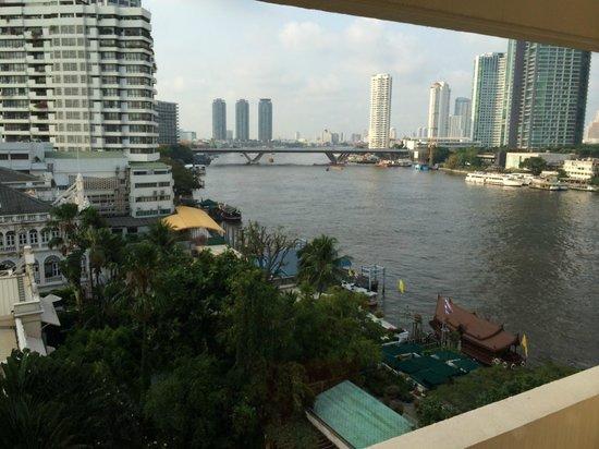 Mandarin Oriental, Bangkok: Zimmeraussicht