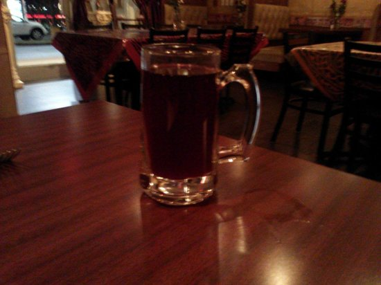 Chef Samir Restaurant and Catering: One-of-a- Kind Hibiscus Tea